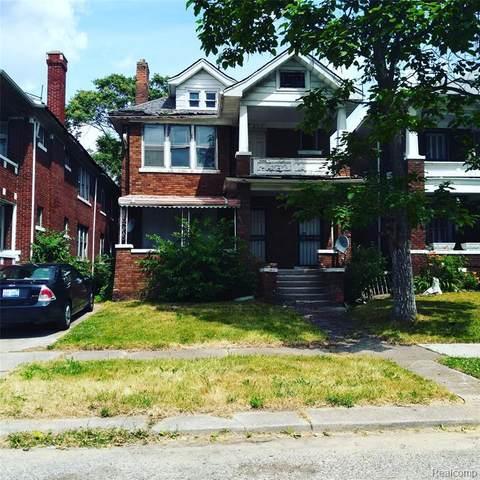 2026 Gladstone, Detroit, MI 48206 (MLS #2200089345) :: The Toth Team