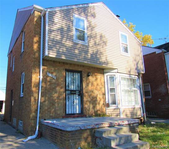15287 Carlisle Street, Detroit, MI 48205 (#2200089399) :: The Merrie Johnson Team