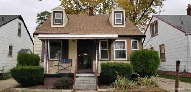 18154 Orleans, Detroit, MI 48203 (#2200089416) :: Robert E Smith Realty
