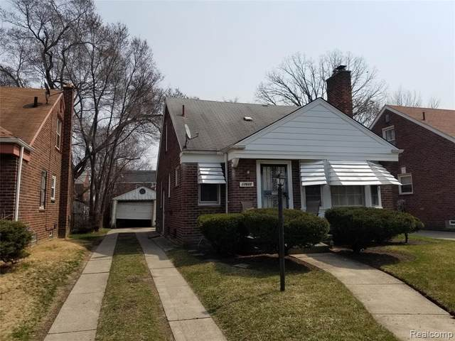 17620 Greenview Avenue, Detroit, MI 48219 (#2200089453) :: The Merrie Johnson Team