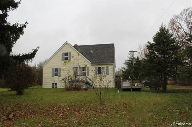 15430 Bryce (House 5 Acres) Road, Mussey Twp, MI 48014 (MLS #2200089456) :: The Toth Team