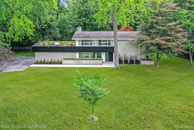 4066 Lincoln Road, Bloomfield Twp, MI 48301 (#2200089460) :: Alan Brown Group