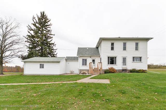3495 E Dansville Road, White Oak Twp, MI 48819 (MLS #630000250988) :: The Toth Team