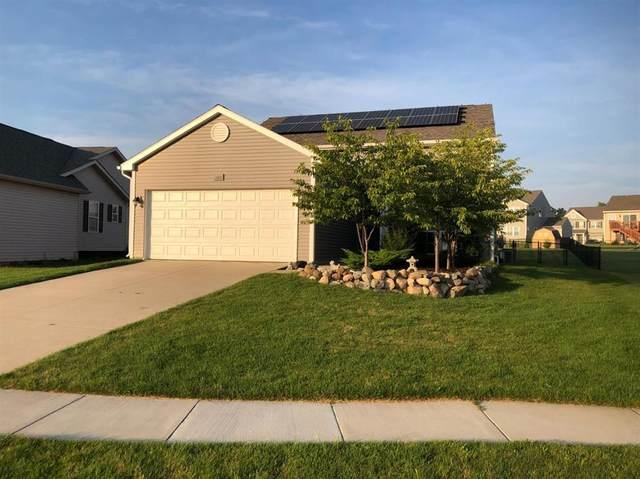 3513 Amber Oaks Drive, Howell, MI 48855 (#543277257) :: Keller Williams West Bloomfield