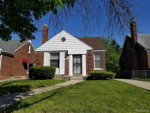 10974 Roxbury Street, Detroit, MI 48224 (#2200089475) :: The Merrie Johnson Team