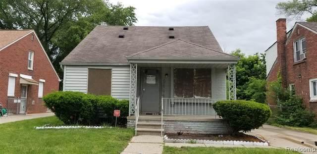 19444 Grandville Avenue, Detroit, MI 48219 (#2200089498) :: The Merrie Johnson Team