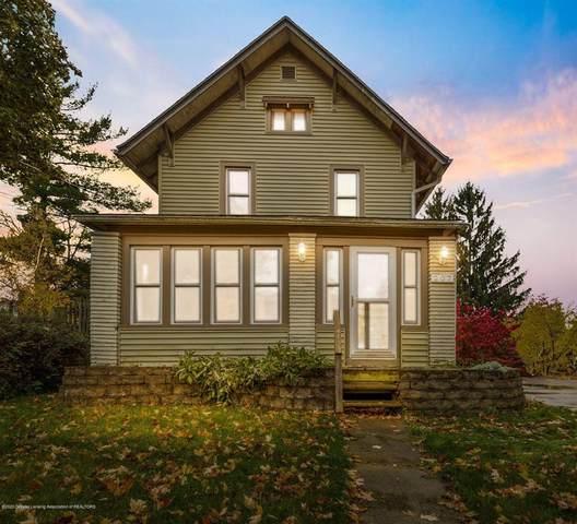 207 W Main Street, Dewitt Twp, MI 48820 (#630000250995) :: GK Real Estate Team