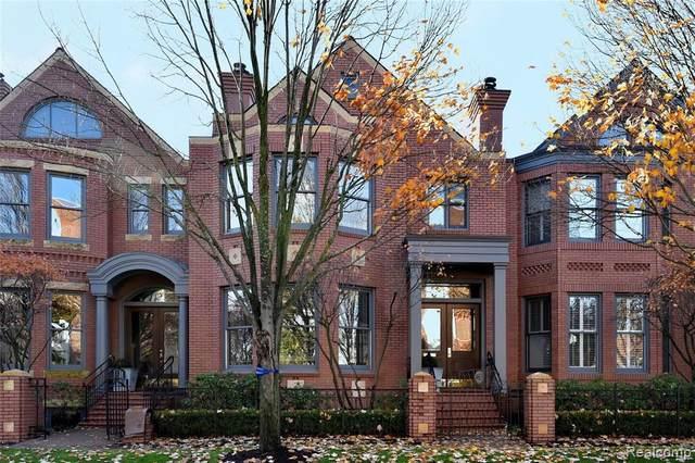 463 W Merrill Street, Birmingham, MI 48009 (#2200089529) :: Alan Brown Group