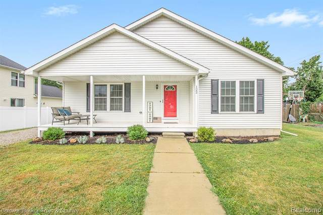 122 S East Street, Fowlerville Vlg, MI 48836 (#2200089530) :: BestMichiganHouses.com