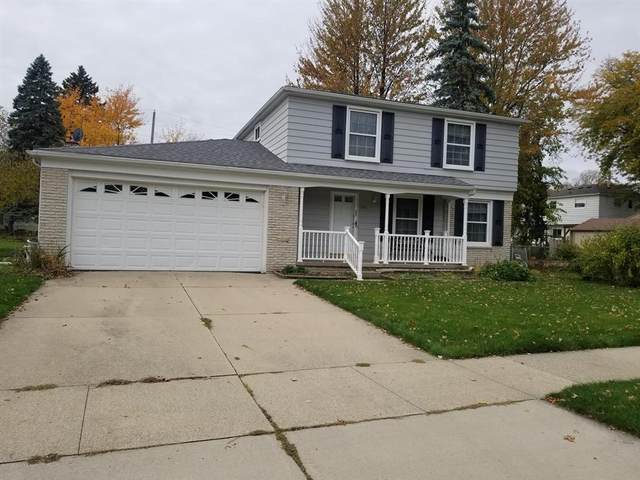 1751 N Fairview Avenue, Lansing, MI 48912 (MLS #630000251003) :: The Toth Team