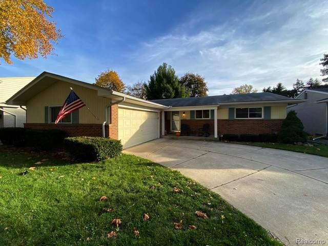 36553 Sherwood Street, Livonia, MI 48154 (#2200089565) :: GK Real Estate Team