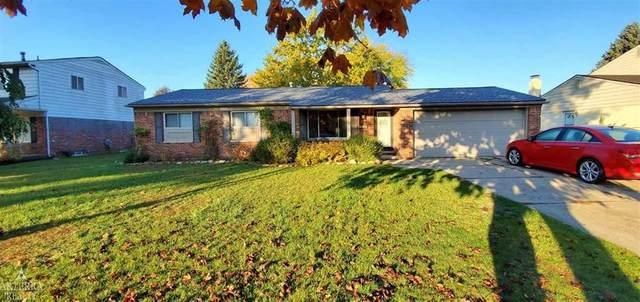 45573 Keding, Utica, MI 48317 (#58050027736) :: GK Real Estate Team