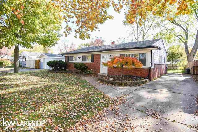 26185 Tawas, Madison Heights, MI 48071 (#58050027826) :: Alan Brown Group
