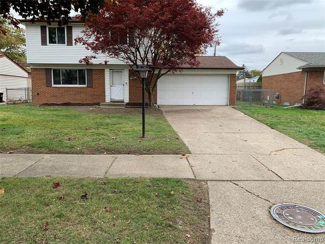 38752 Derby Drive, Sterling Heights, MI 48312 (#2200089824) :: Alan Brown Group