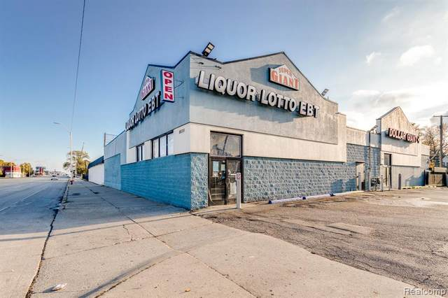 8840 Gratiot Avenue, Detroit, MI 48213 (#2200089834) :: Alan Brown Group
