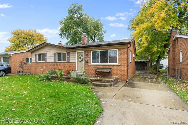 1634 Beaupre Avenue, Madison Heights, MI 48071 (#2200089855) :: Alan Brown Group