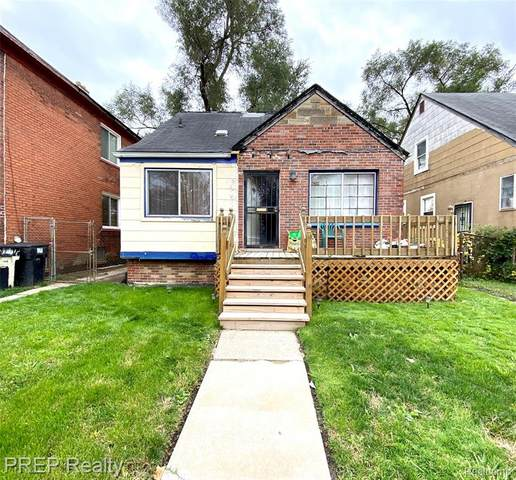 4249 Duane Street, Detroit, MI 48204 (#2200089899) :: Alan Brown Group