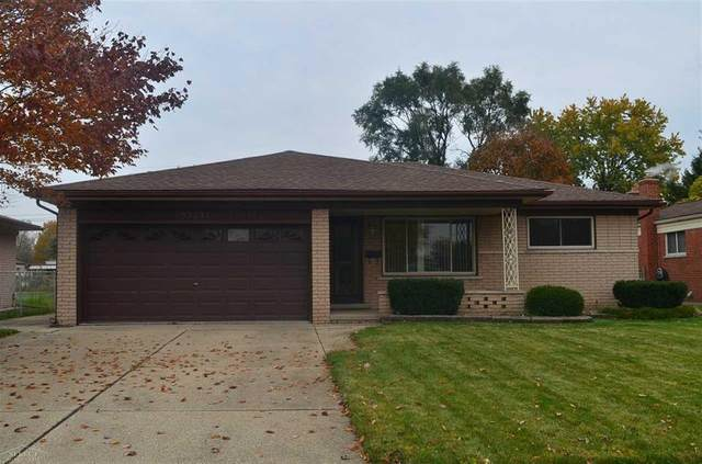 33232 Stoner Dr., Sterling Heights, MI 48312 (MLS #58050027847) :: The Toth Team