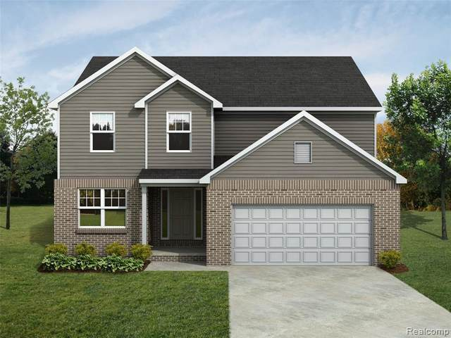 20754 Frisco Drive, Clinton Twp, MI 48038 (#2200089926) :: Robert E Smith Realty