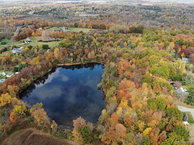 VL Peppermill Road, Lapeer Twp, MI 48446 (#2200089927) :: The Mulvihill Group