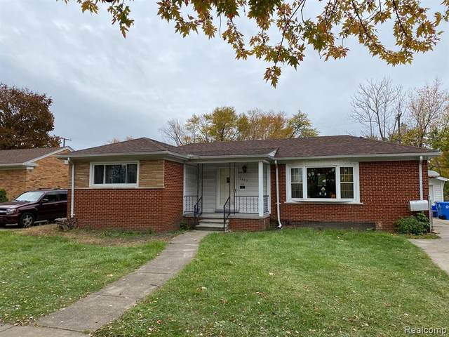 6863 N Beech Daly Road, Dearborn Heights, MI 48127 (#2200090036) :: Robert E Smith Realty