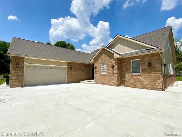 28706 W 9 Mile Road, Farmington Hills, MI 48336 (#2200090196) :: GK Real Estate Team