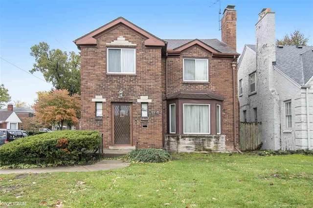 16958 Chandler Park Drive, Detroit, MI 48224 (#58050027960) :: Keller Williams West Bloomfield
