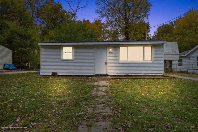 2603 Greenbelt Drive, Lansing, MI 48911 (#630000251096) :: Keller Williams West Bloomfield