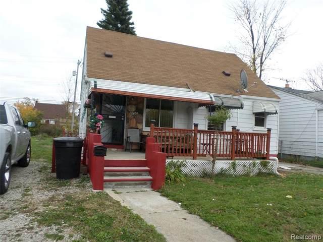 6730 Southfield Freeway, Detroit, MI 48228 (#2200090223) :: BestMichiganHouses.com