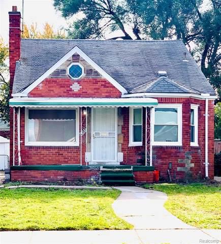 14944 Fairmount Drive, Detroit, MI 48205 (#2200090231) :: Keller Williams West Bloomfield