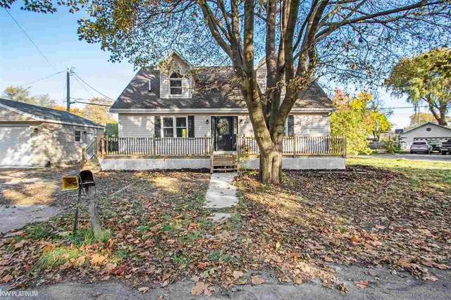 4307 3RD, Frenchtown Twp, MI 48166 (#58050028060) :: The Merrie Johnson Team