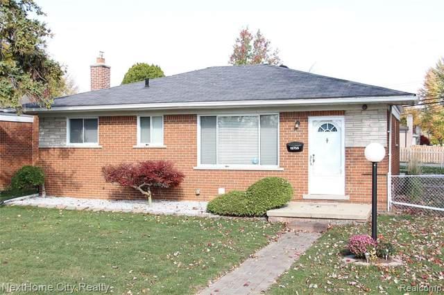 15755 Chestnut Street, Roseville, MI 48066 (#2200090831) :: Keller Williams West Bloomfield
