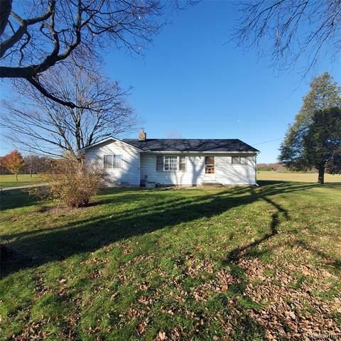 11120 Dexter Pinckney Road, Putnam Twp, MI 48169 (#2200090925) :: Real Estate For A CAUSE