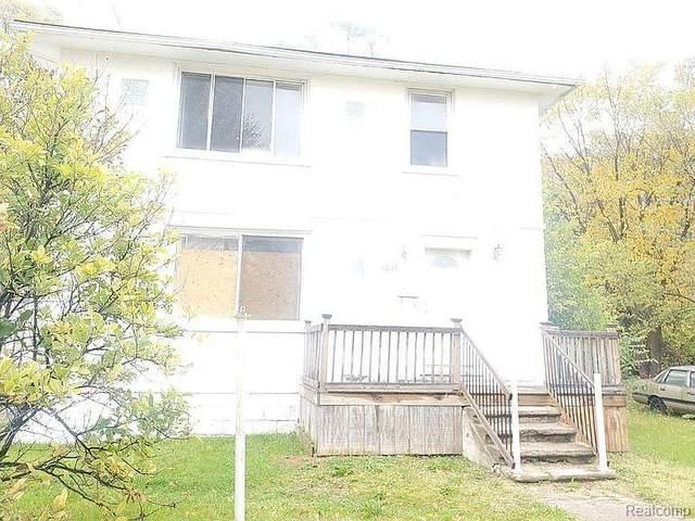 3231 Walnut Street, Inkster, MI 48141 (#2200091357) :: BestMichiganHouses.com