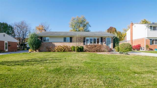 743 Whittier Court, Saline, MI 48176 (#543277415) :: Keller Williams West Bloomfield