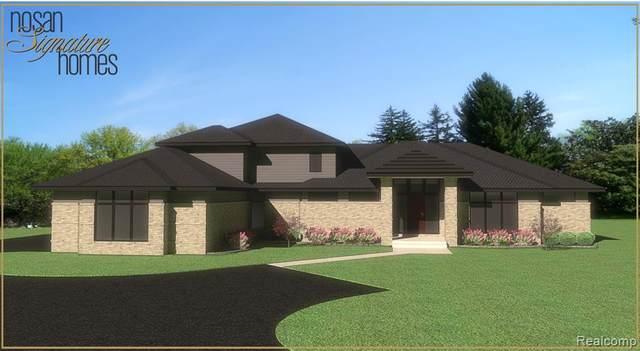 7445 Duval Drive, Bloomfield Twp, MI 48301 (#2200091520) :: GK Real Estate Team