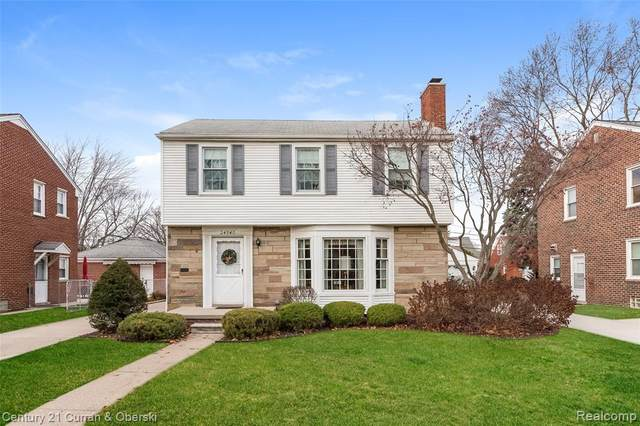 24940 Ward Street, Dearborn, MI 48124 (#2200091676) :: The Alex Nugent Team | Real Estate One