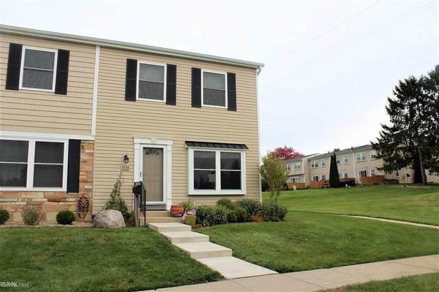 1133 Marquette Ct, Rochester Hills, MI 48307 (#58050028351) :: Keller Williams West Bloomfield