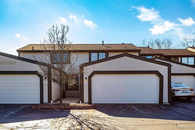 1146 Concord Court N, Northville, MI 48167 (#2200091804) :: Robert E Smith Realty