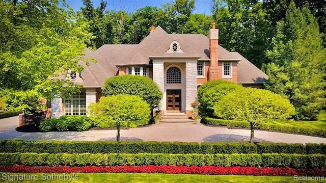 47950 Bellagio Court, Novi, MI 48167 (#2200091838) :: Duneske Real Estate Advisors