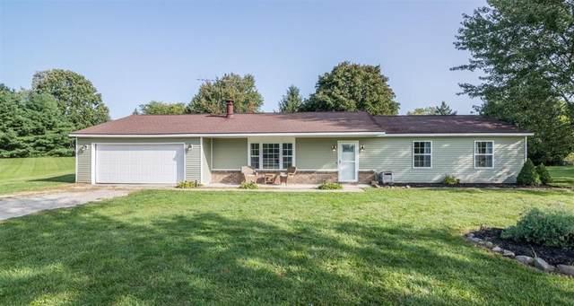 2517 N Madrono Court, Lodi Twp, MI 48103 (#543277446) :: Keller Williams West Bloomfield