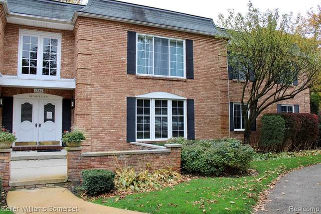 1750 Tiverton Road #30, Bloomfield Hills, MI 48304 (#2200091921) :: The Alex Nugent Team | Real Estate One