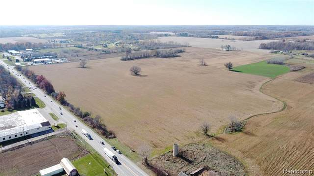 000 S Van Dyke & Dryden, Almont Twp, MI 48003 (#2200092059) :: Robert E Smith Realty