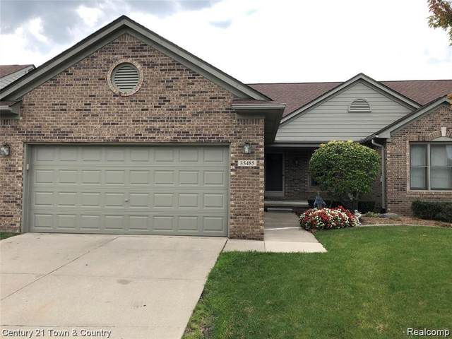 35485 Upmann Drive #12, Sterling Heights, MI 48310 (#2200092765) :: The Mulvihill Group