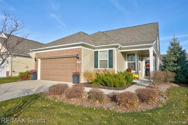 9407 Sand Hill Drive, Grand Blanc Twp, MI 48439 (#2200092841) :: NextHome Showcase