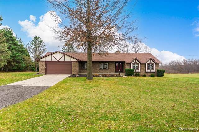 10153 Mcwain Road, Grand Blanc Twp, MI 48439 (#2200092849) :: Keller Williams West Bloomfield