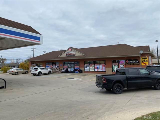 1101 N Pontiac Trail, Walled Lake, MI 48390 (#2200092859) :: Novak & Associates