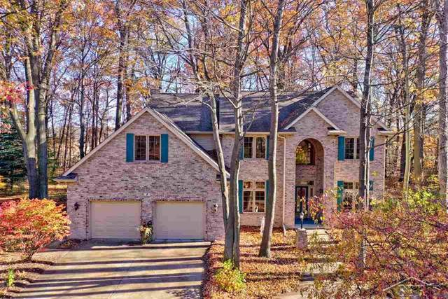7 Hunters Ridge, Thomas Twp, MI 48609 (#61050028676) :: Robert E Smith Realty