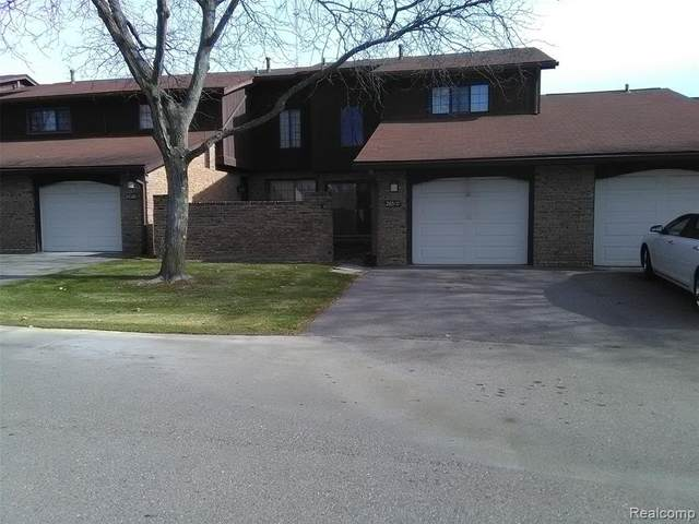 26510 Inkster Road, Southfield, MI 48033 (#2200093009) :: Keller Williams West Bloomfield
