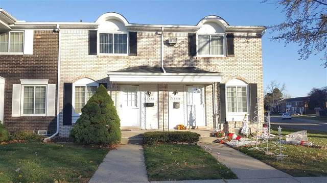 13856 Keating Dr #54, Sterling Heights, MI 48312 (#58050028720) :: The Mulvihill Group